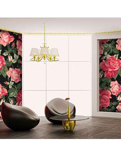 Papier peint ROSES CLASSIQUES - par Artgeist