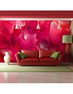 Papier peint PÉTALES DE ROSES - par Artgeist
