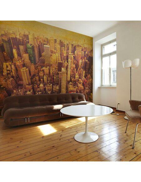 Papier peint New York City en sépia  New York Artgeist