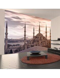 Papier peint LA MOSQUÉE BLEUE, ISTANBUL - par Artgeist