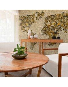 Papier peint A HOME FOR BUTTERFLIES - par Artgeist