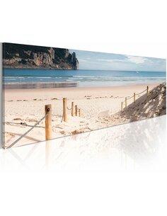 Tableau BEACH PATH - par Artgeist