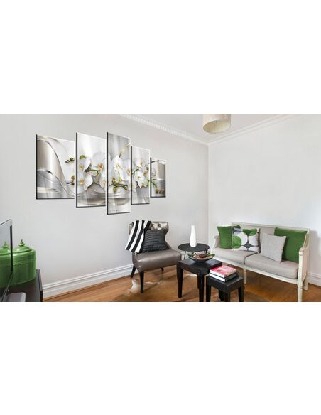 tableau sur verre acrylique the ocean of innocence 5 tableaux. Black Bedroom Furniture Sets. Home Design Ideas