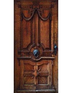 Papier peint pour porte LUXURY DOOR - par Artgeist