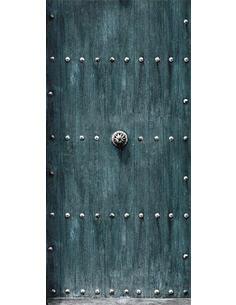 Papier peint pour porte STYLISH DOOR - par Artgeist