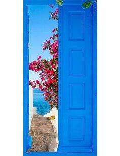 Papier peint pour porte DOOR INTO SUMMER - par Artgeist