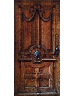Papier-peint pour porte Luxury Door  Papier-peints pour porte Artgeist