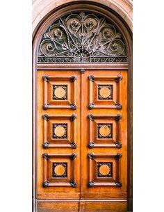Papier-peint pour porte Antique Doors  Papier-peints pour porte Artgeist
