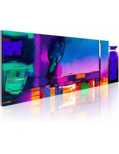 Tableau Panoramique - Force d'inertie - par Artgeist