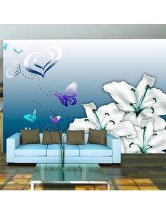 Papier peint ENTHOUSIASME - par Artgeist