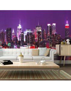 Papier peint ARC-EN-LUMIÈRES : NEW YORK - par Artgeist