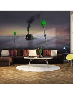 Papier peint SKYWARD EXPRIMER - par Artgeist