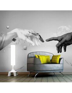 Papier peint INTERGALACTIC TOUCH - par Artgeist