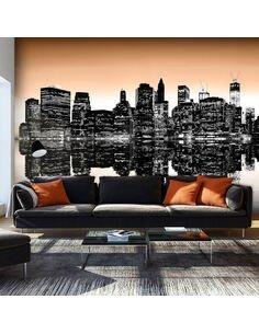 Papier peint SINKING NYC - par Artgeist