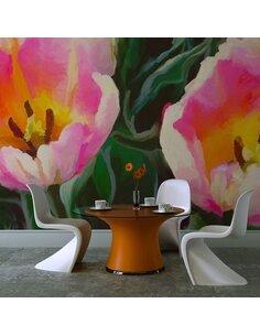 Papier peint TULIPES DUO - par Artgeist