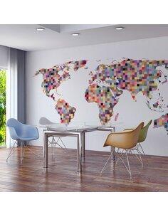Papier peint WORLD OF ENTERTAINMENT - par Artgeist