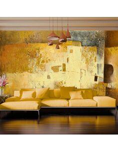 Papier peint grand format GOLDEN ODDITY II - par Artgeist