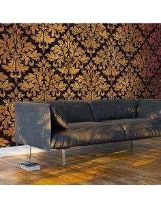 Papier peint grand format GOLDEN BAROQUE - par Artgeist