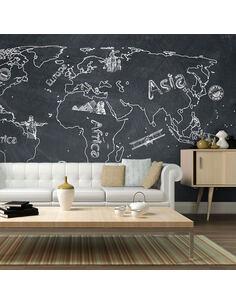 Papier peint grand format PETIT VOYAGE. GRAND VOYAGE EN ITALIEN - par Artgeist