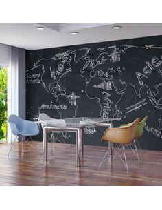 Papier peint grand format PETIT VOYAGE. GRAND VOYAGE EN TCHÈQUE - par Artgeist