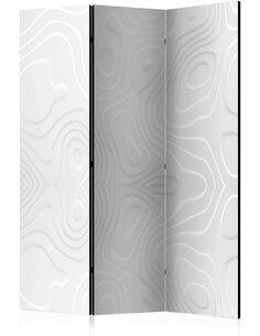 Paravent 3 volets WHITE WAVES I - par Artgeist