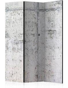 Paravent 3 volets CONCRETE WALL - par Artgeist