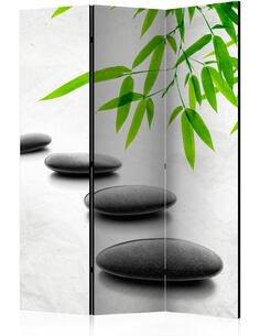 Paravent 3 volets Zen Stones  Paravents 3 volets Artgeist