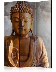 Paravent 3 volets BUDDHA - par Artgeist