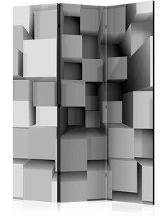 Paravent 3 volets Geometric Puzzle  Paravents 3 volets Artgeist