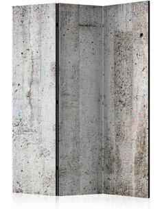 Paravent 3 volets EMPEREUR GRIS - par Artgeist