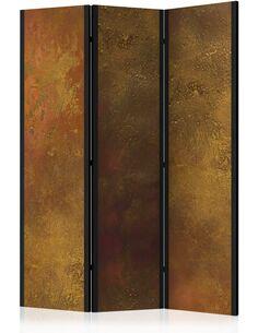 Paravent 3 volets GOLDEN TEMPTATION - par Artgeist
