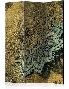 Paravent 3 volets GOLDEN TREASURE - par Artgeist