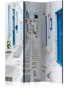 Paravent 3 volets GREEK DREAM ISLAND - par Artgeist
