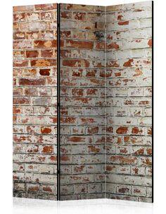 Paravent 3 volets WALLS OF MEMORY - par Artgeist
