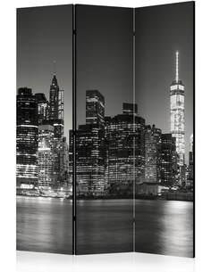 Paravent 3 volets NEW YORK NIGHTS - par Artgeist