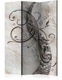 Paravent 3 volets DIAMOND TRAIL - par Artgeist