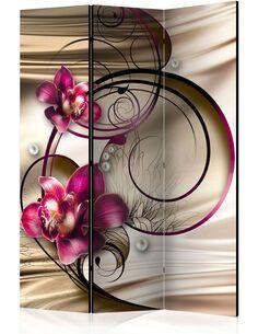Paravent 3 volets SWEETNESS OF ELATION - par Artgeist
