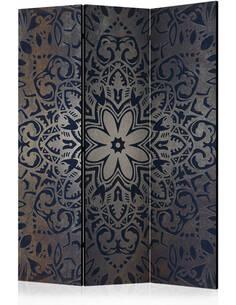 Paravent 3 volets IRON FLOWERS - par Artgeist