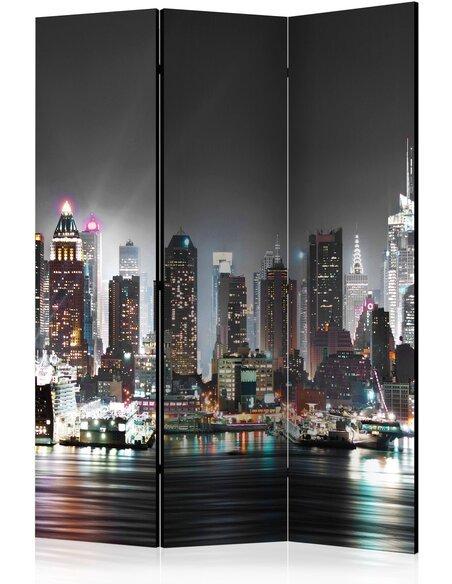 Paravent 3 volets NEW YORK - par Artgeist