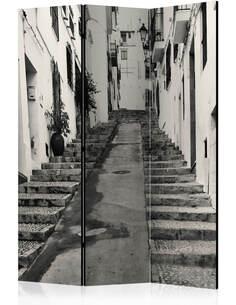 Paravent 3 volets ALTEA OLD TOWN - par Artgeist