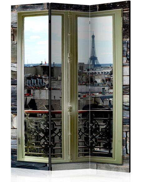 Paravent 3 volets PARISIAN VIEW - par Artgeist