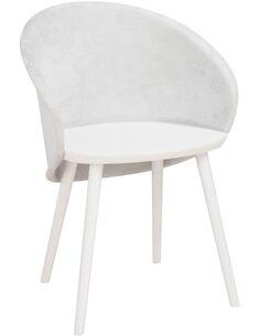 Chaise penez gris BENGWORDEN - par J-Line