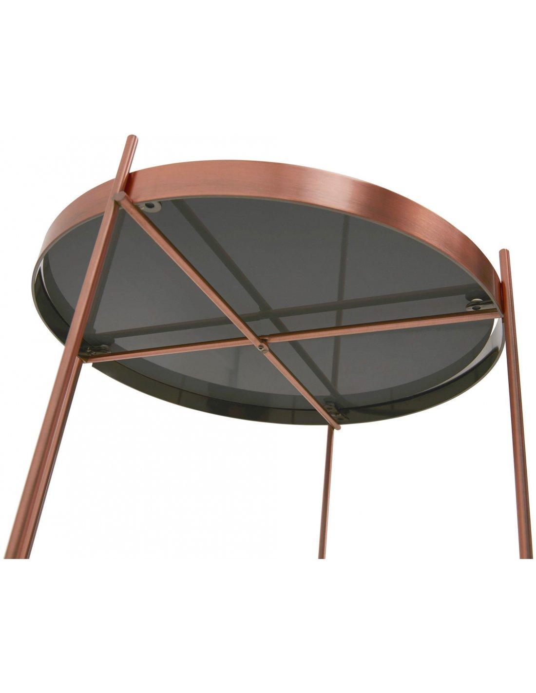 Espejo Cuivre Table Design Basse MiniKokoon PZOukiXT