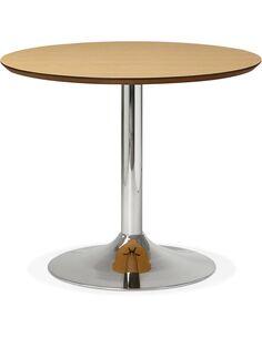 Table à diner design BLETA 90 - par Kokoon Design