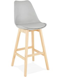 Tabouret de bar design APRIL - par Kokoon Design