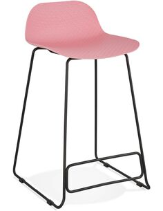 Tabouret de bar design Polymère Rose SLADE MINI Chaises de bar Kokoon Design