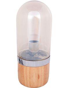 Lampe de salon MALBI 500 Gris Bois - par Arte Espina