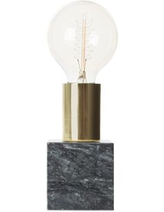 Lampe de salon MR. LIGHTNING Noir - par Arte Espina