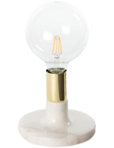 Lampe de salon Mrs. Glow White Lampes de salon Arte Espina