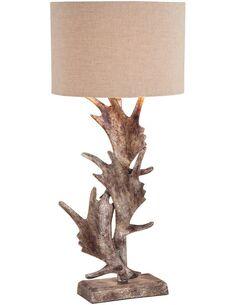 Lampe de chevet WINTER ART SMALL Champagne  - par Arte Espina